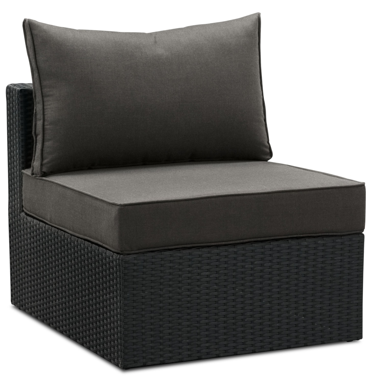 Outdoor Furniture - Minnesota Patio Armless Chair