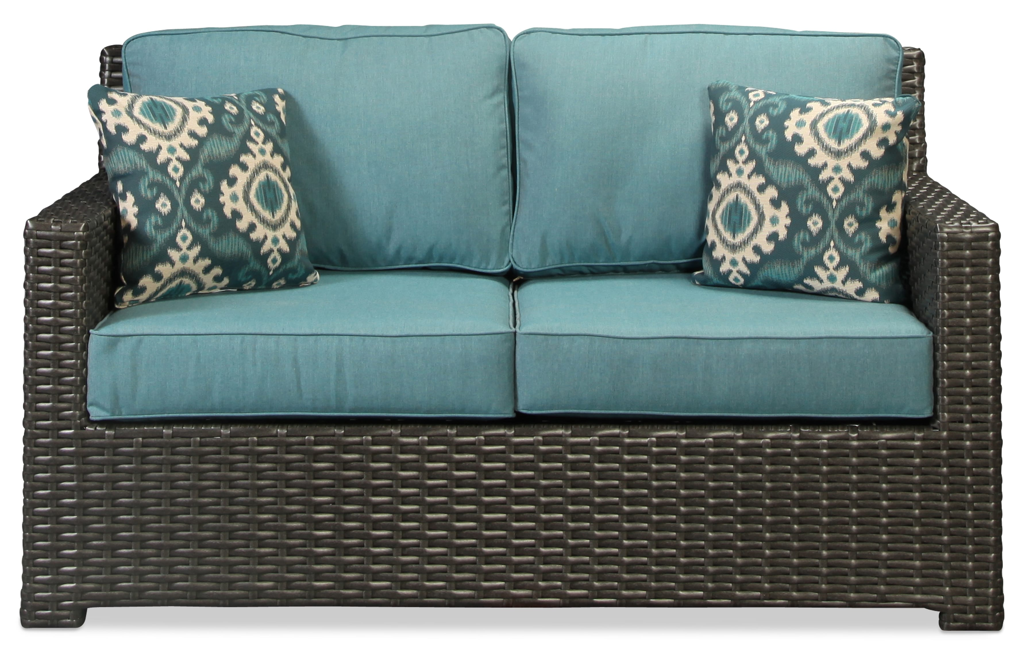 Northport Lagoon Loveseat