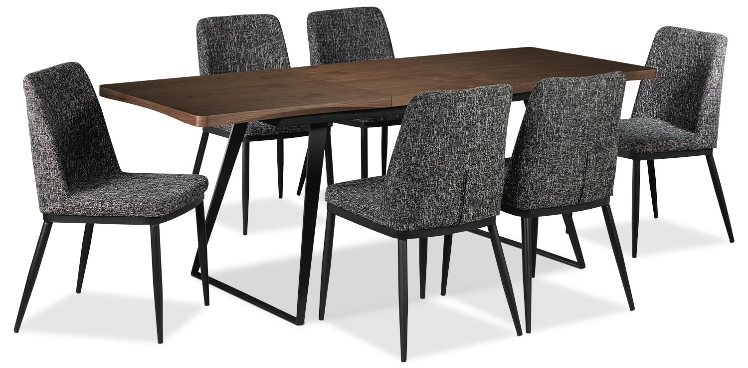 Monique 7 Piece Dinette Set