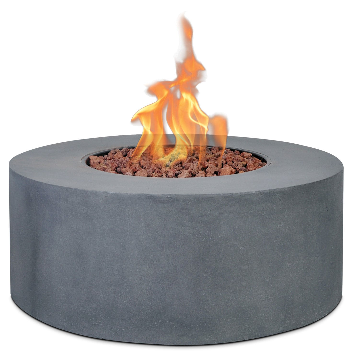 Outdoor Furniture - Capstone Gas Fire Table