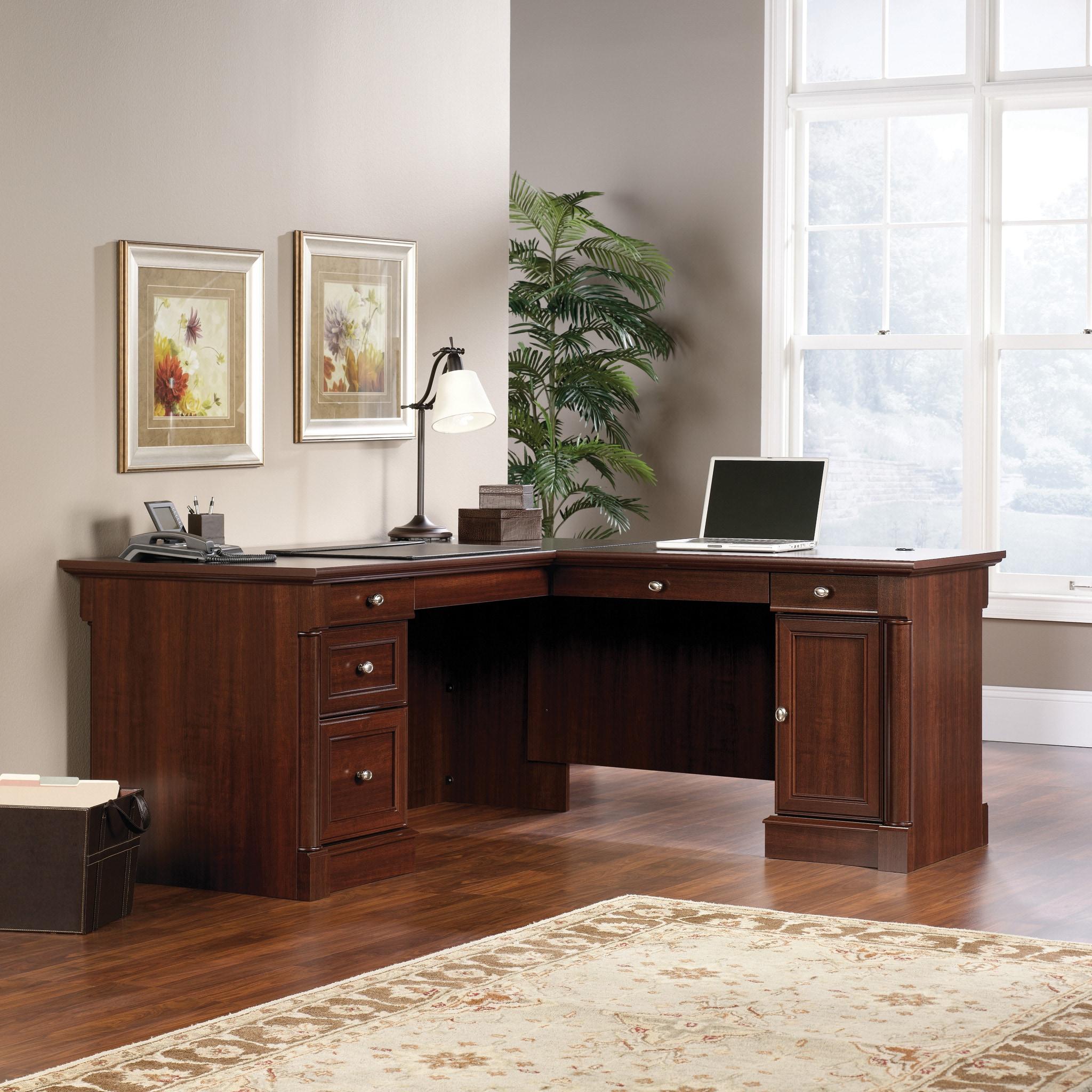 Palladia L Desk