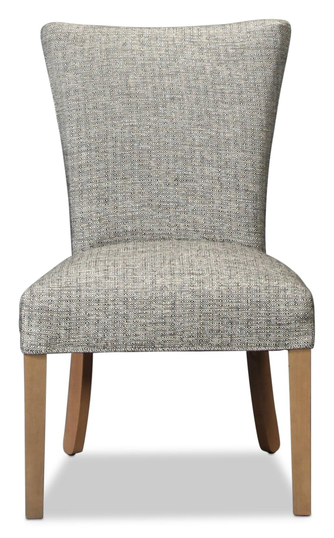 Tige Parson Chair - Ash Gray