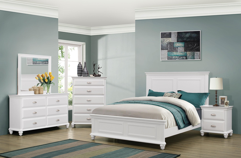 Meadow Shore Queen Bedroom
