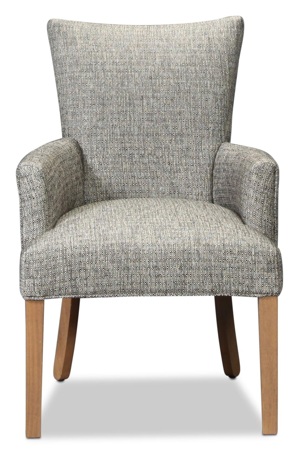Colim Parson Arm Chair - Ash Gray