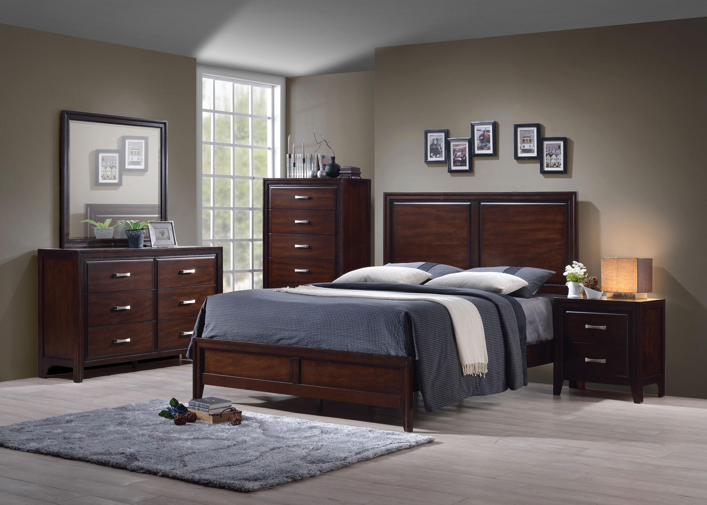 Agrestic Queen Bedroom