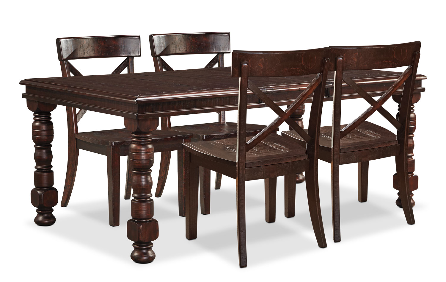 Gerlane 5-Piece Dining Package