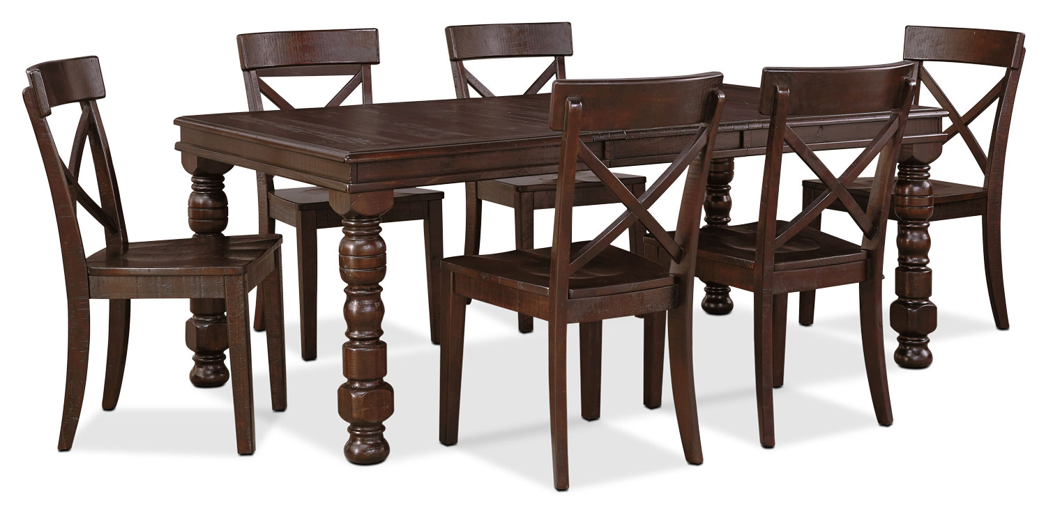 Gerlane 7-Piece Dining Package