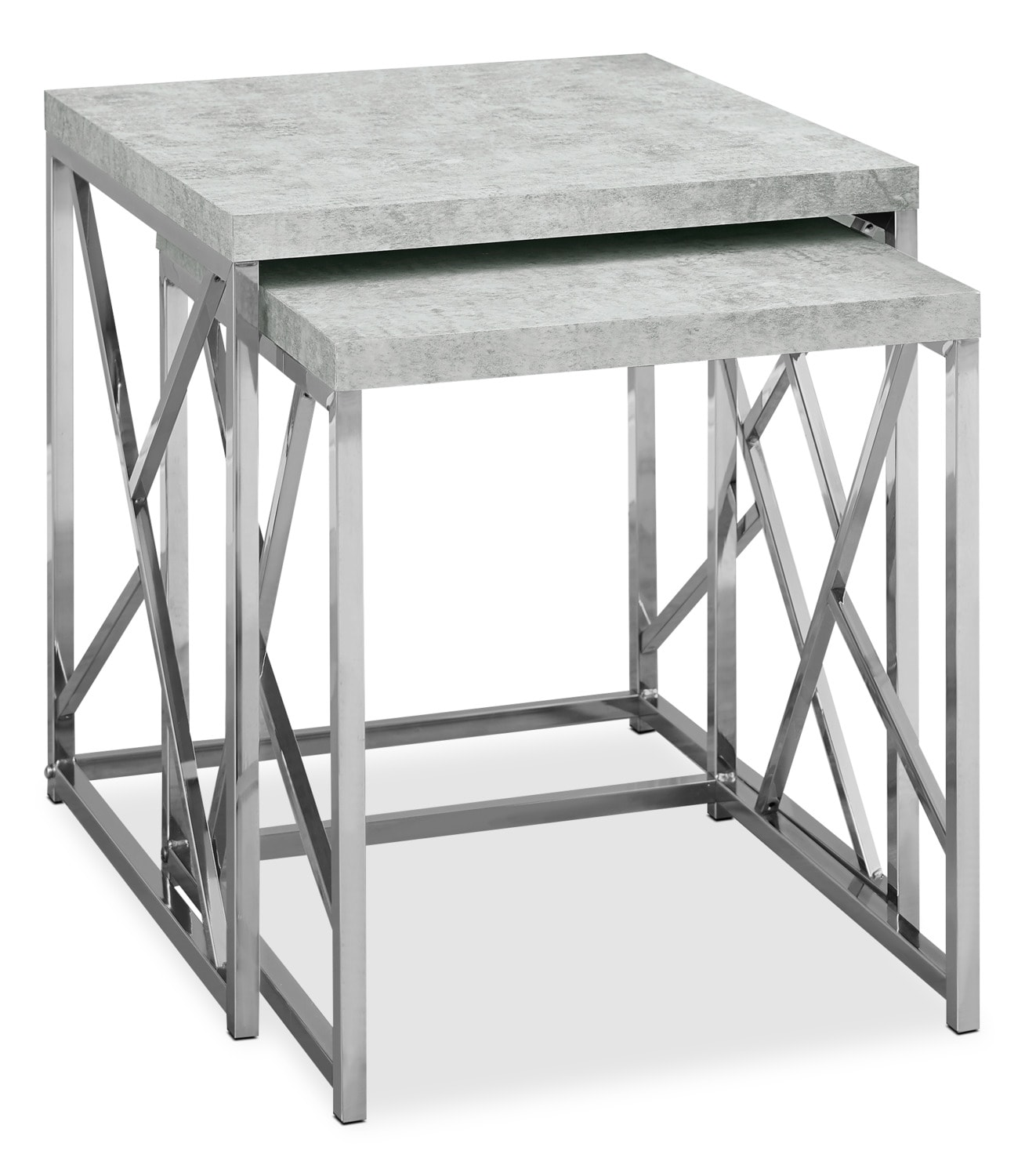 Accent and Occasional Furniture - Banda Nesting Tables