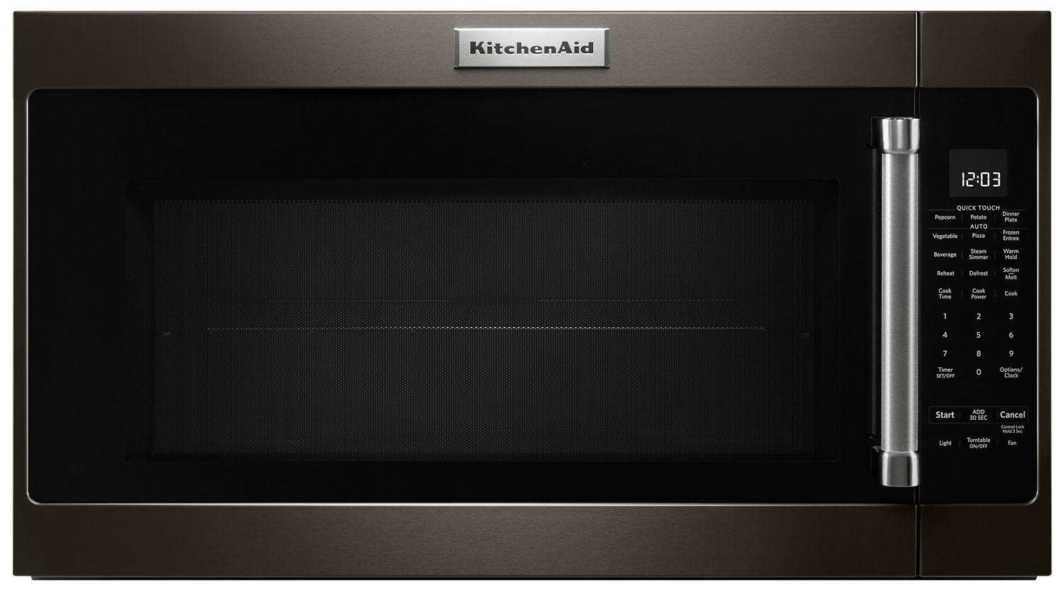 KitchenAid 2.0 Cu. Ft. Over-the-Range Microwave – YKMHS120EBS
