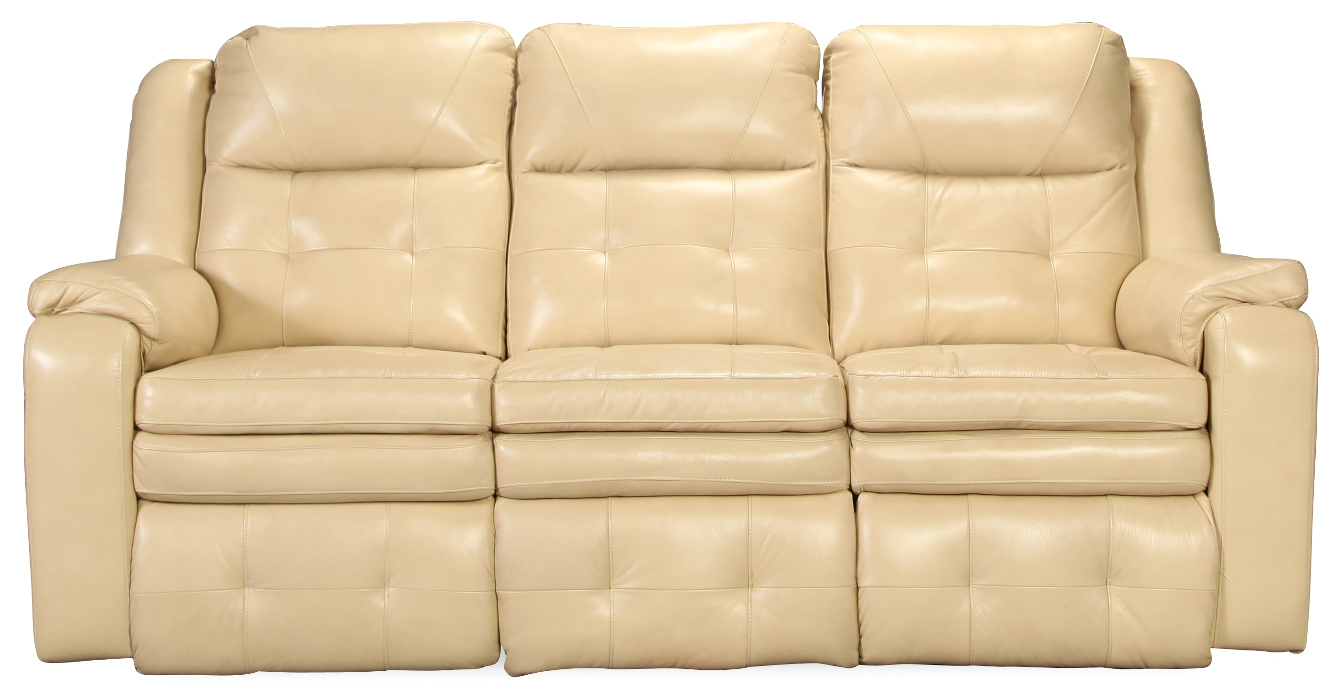 Paola Power Reclining Sofa - Beach