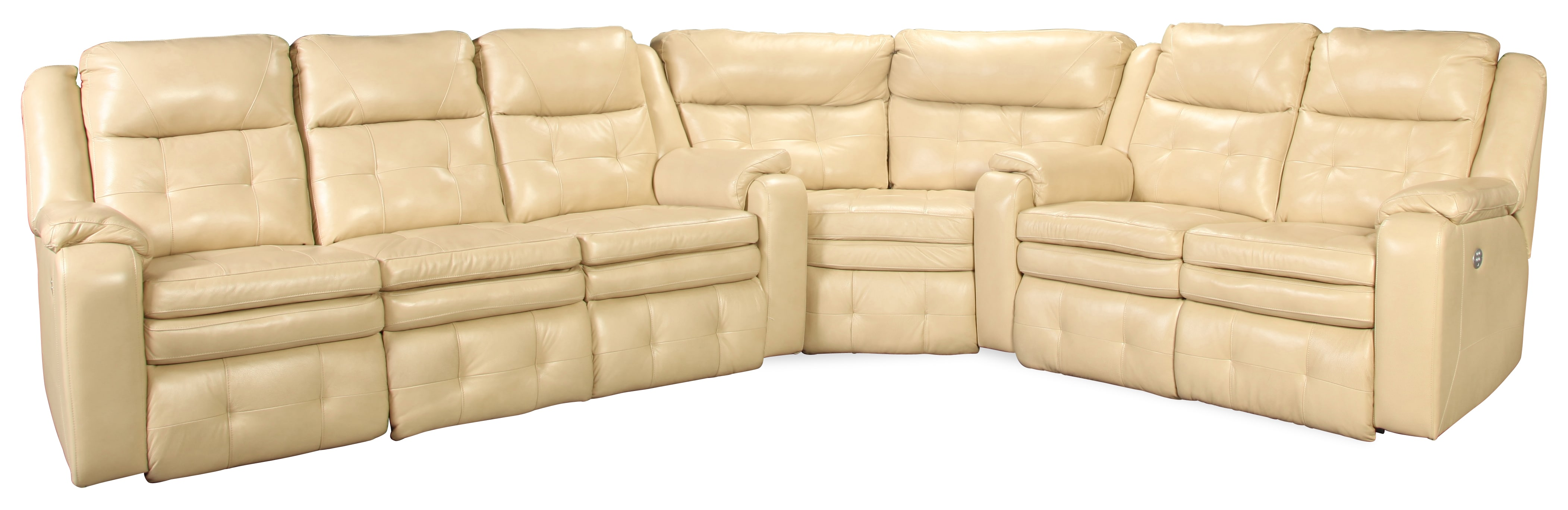 Southern Motion Paola 3 pc Power Sectional