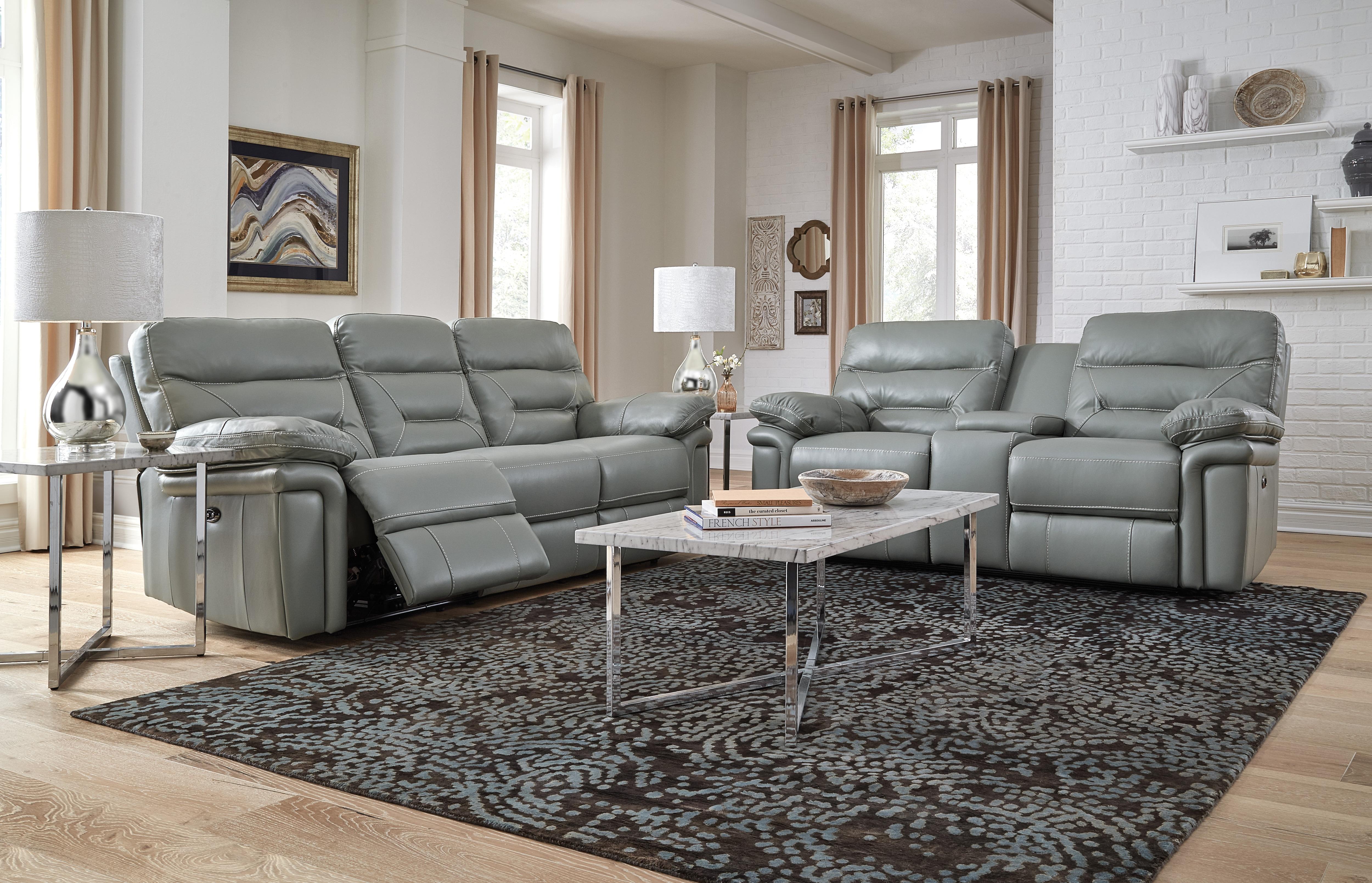 Piper Power Reclining Loveseat Levin Furniture