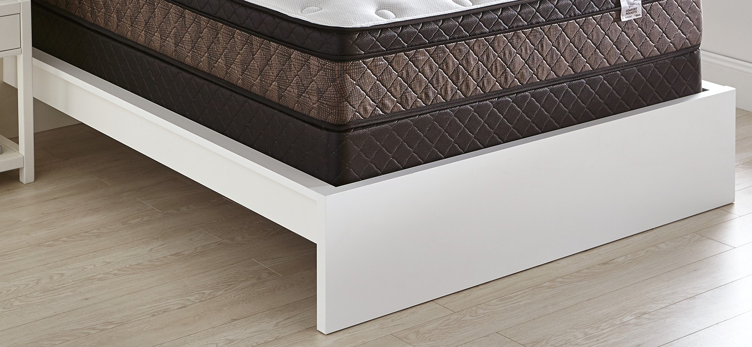 Mattresses and Bedding - Springwall 2017 Twin Boxspring