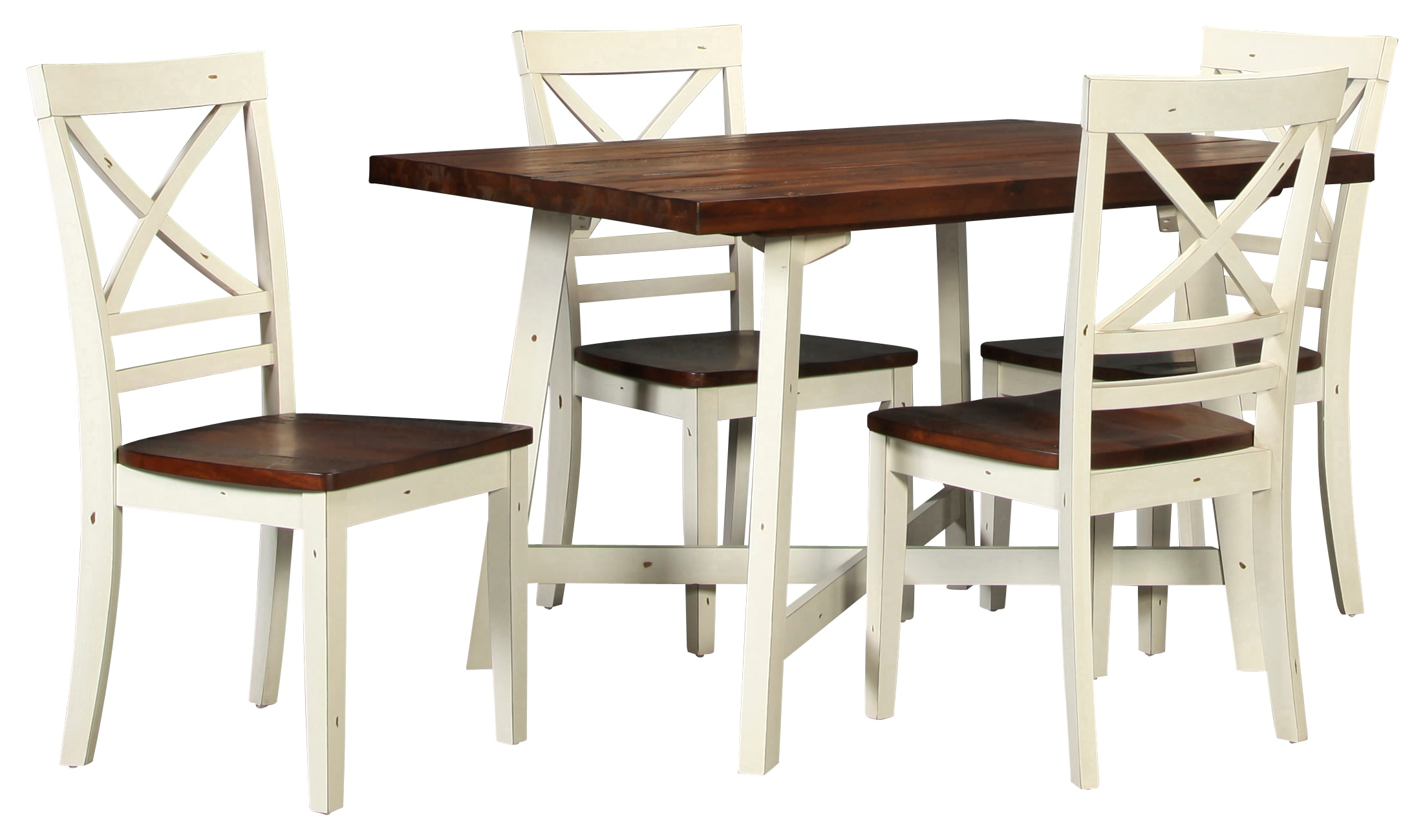 Willow 5pc Dining Set
