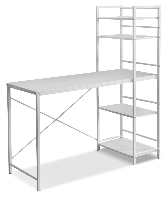 Lulea Desk – White