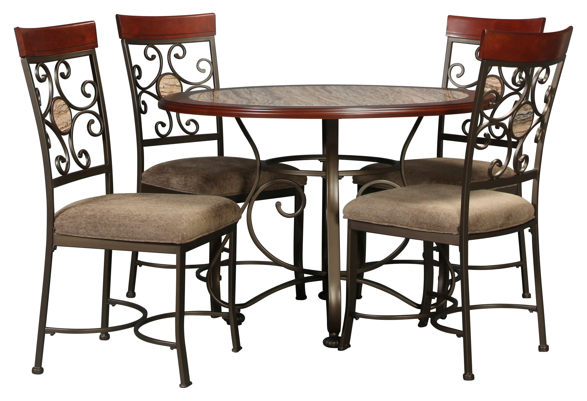 Pinehurst 5pc Regular Height Dining