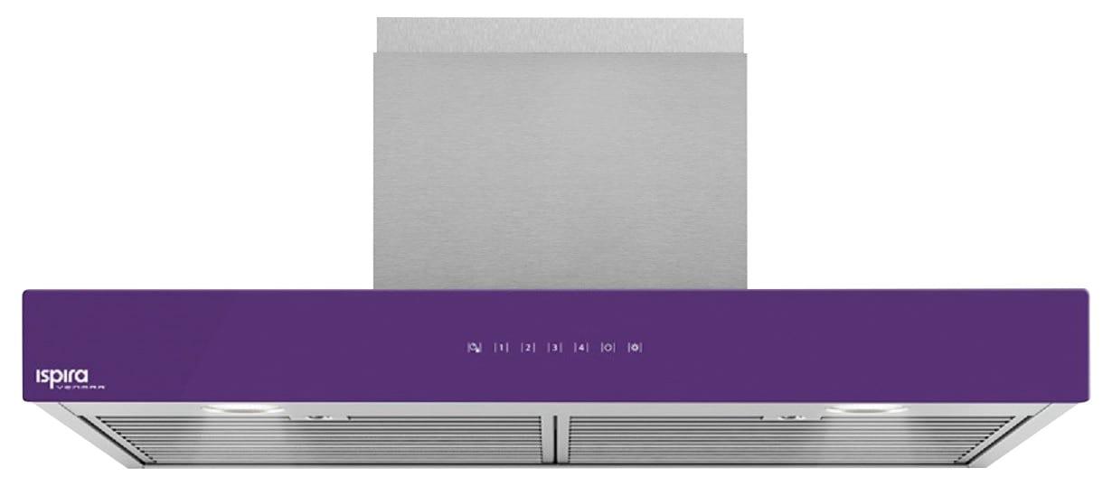 hotte de cuisini re encastr e venmar ispira de 30 po panneau violet brick. Black Bedroom Furniture Sets. Home Design Ideas