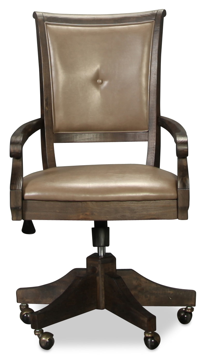 Sutton Place Swivel Desk Chair