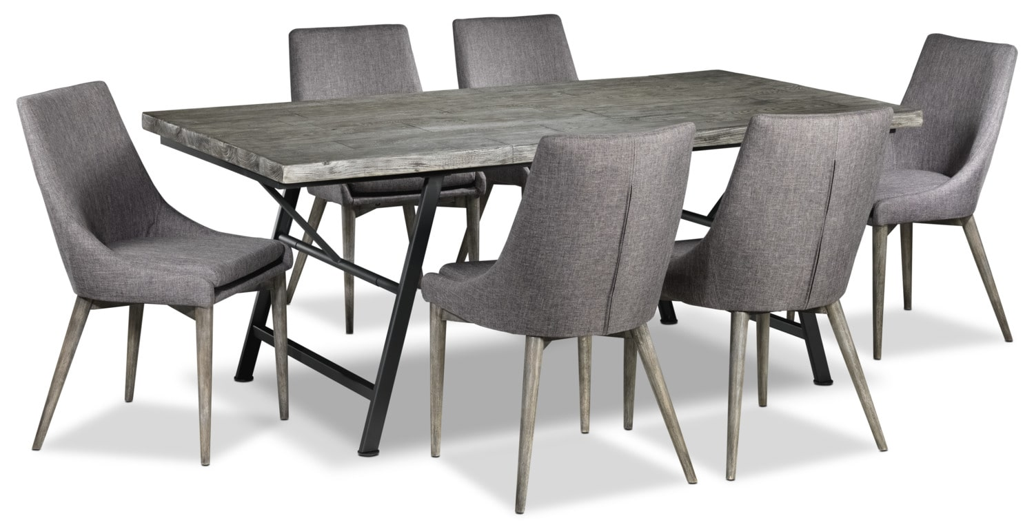 The Fernando Collection - Driftwood and Grey