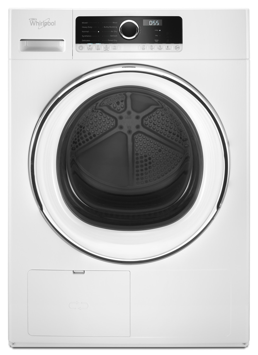 Whirlpool White Electric Dryer (4.3 Cu. Ft.) - YWHD5090GW