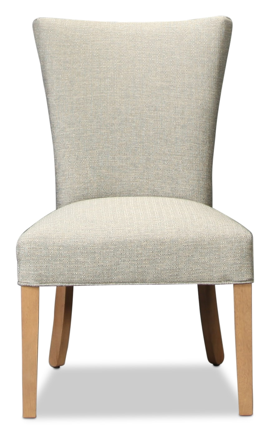 Tige Parson Side Chair - Ash Gray