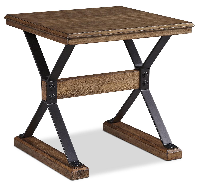 Flextura End Table