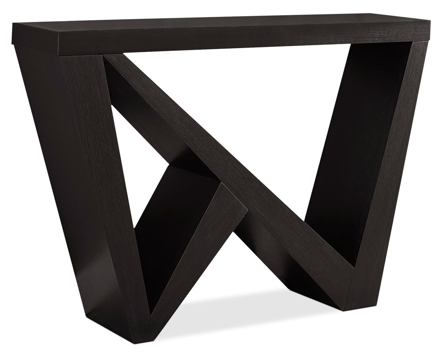 Angola Console Table – Cappuccino