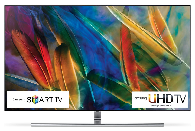 "Samsung 65"" 4K UHD Smart QLED TV - QN65Q7FAMFXZC"
