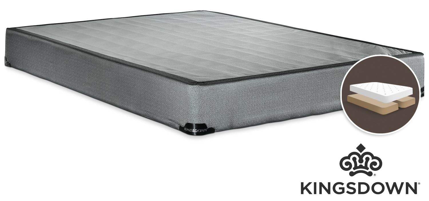 Mattresses and Bedding - Kingsdown Assist King Split Boxspring