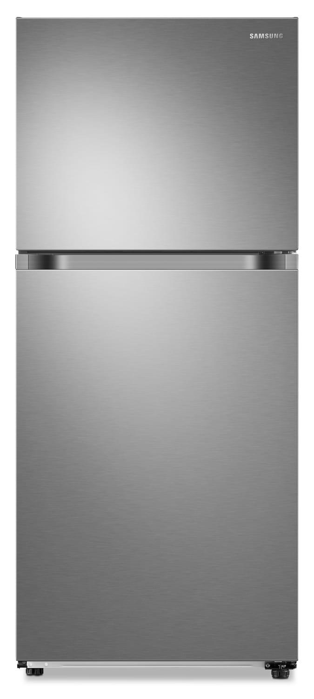 Samsung 17.6 FlexZone™ Top-Mount Refrigerator – RT18M6213SR/AA