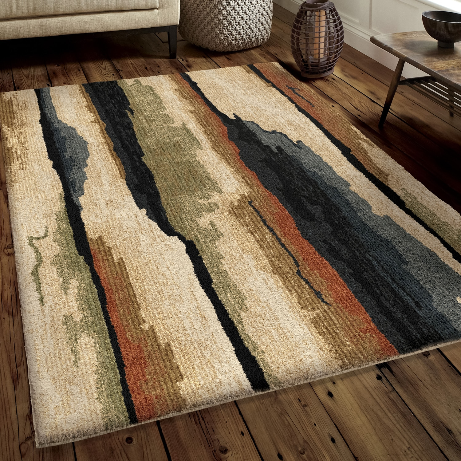 Rugs - Rock Cliff Area Rug – 8' x 10'