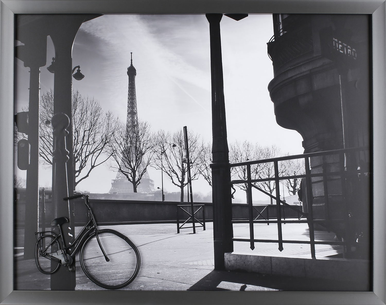 "Home Accessories - Paris Bike – 26"" x 33"""