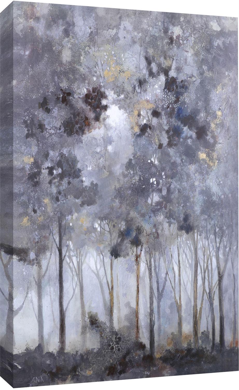 """Abstract Tree – 40"""" x 54"""""""