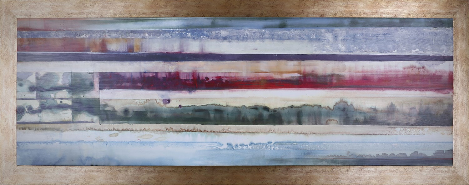 """Home Accessories - Abstract Lines – 66"""" x 26"""""""