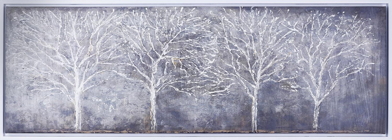 """Tree Lines – 62.25"""" x 22.25"""""""