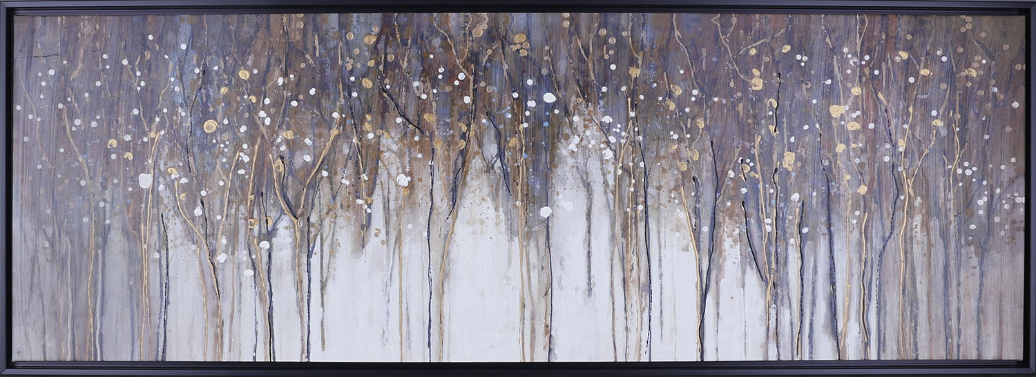 """Home Accessories - Golden Trees – 62.5"""" x 22.5"""""""