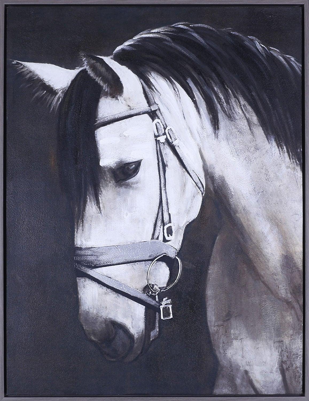 "Horse Face – 31.25"" x 41"""