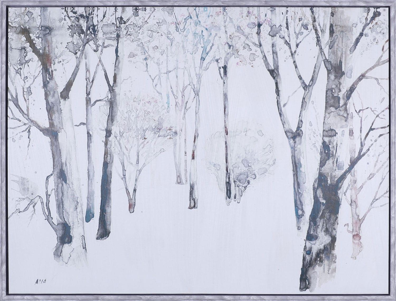 """Tree Watercolour I – 43"""" x 33"""""""