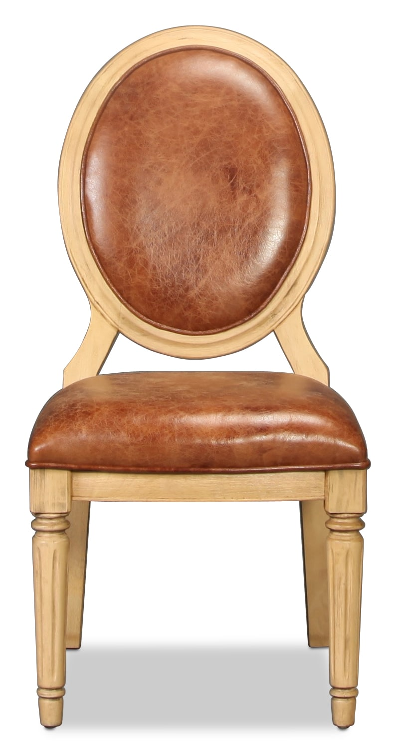 Magnolia Home French Inspired Emory Side Chair