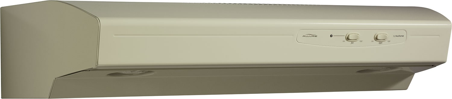 """Cooking Products - NuTone WS1 Series 30"""" Under-Cabinet Range Hood – WS130AAC"""