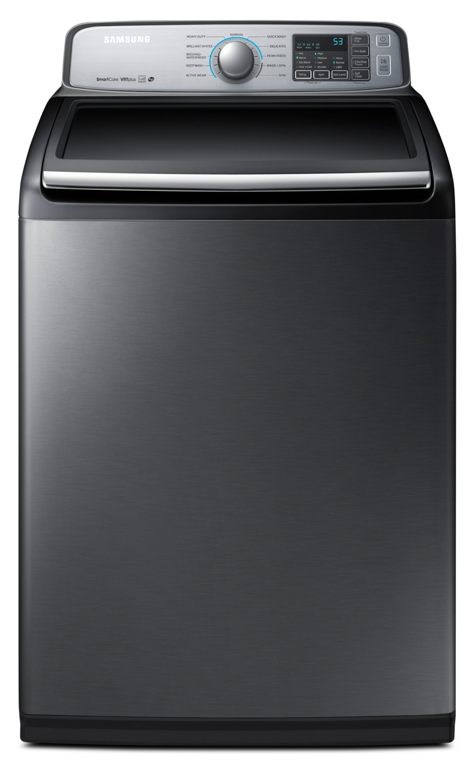 Samsung 5.8 Cu. Ft. Top-Load Washer – WA50M7450AP/A4