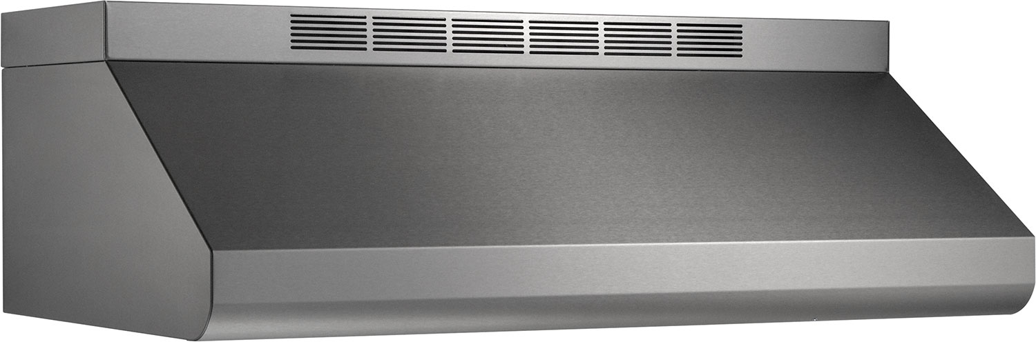 "Cooking Products - Broan 48"" Wall-Mounted Range Hood – E6448SSLC"