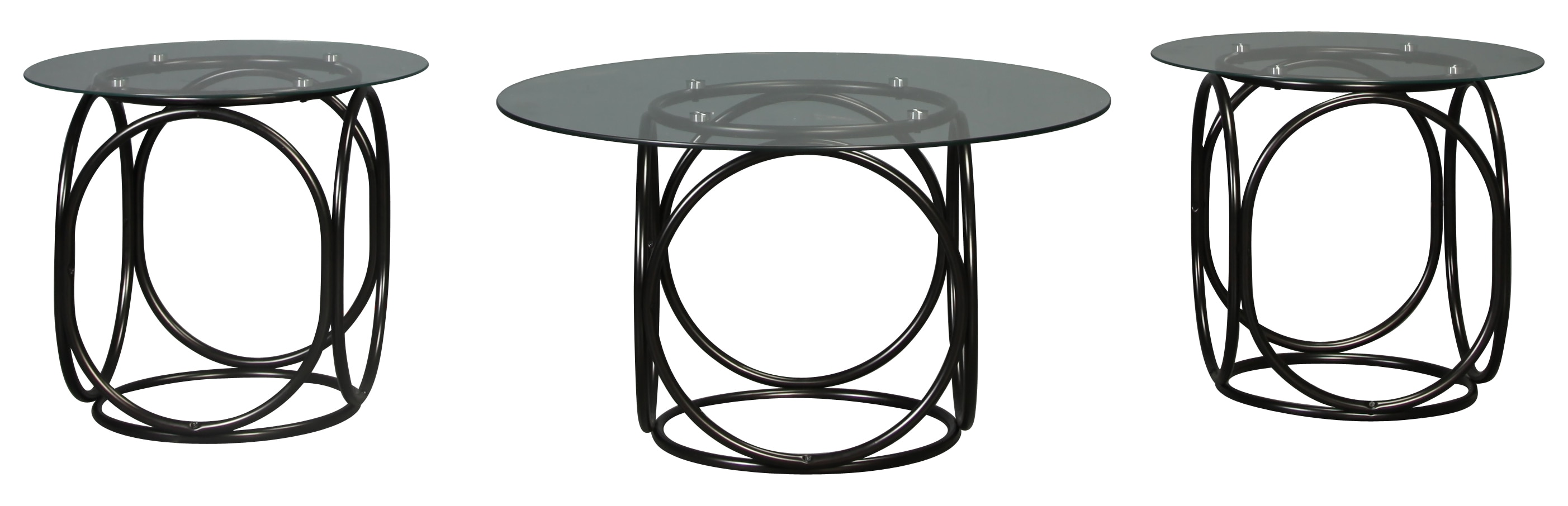 Leland 3 Pack of Tables