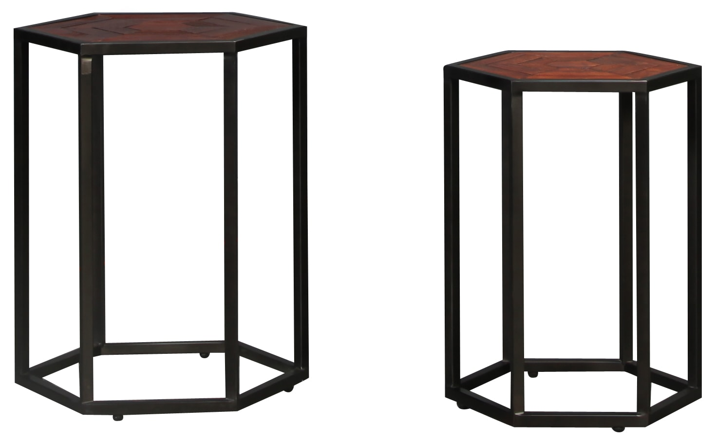 Irving Set of 2 End Tables