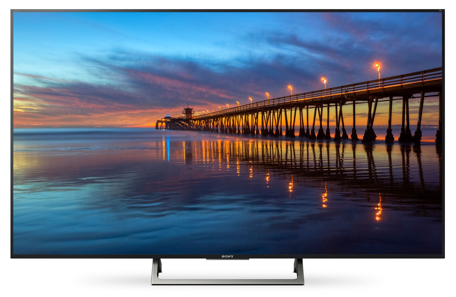 "Televisions - Sony 65"" X850E Series 4K UHD LED Television with Android TV"