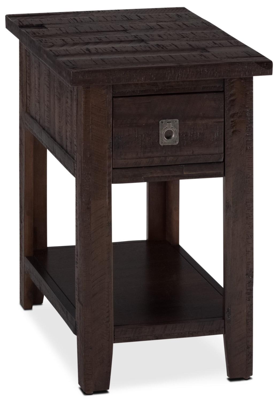 Décoratif et Occasionnel - Table de fauteuil Kona Grove