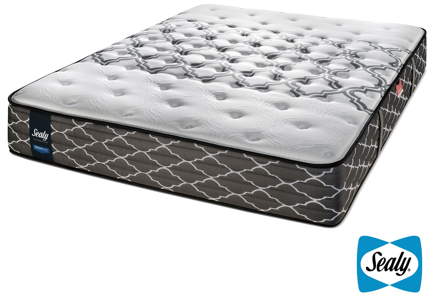Mattresses and Bedding - Sealy Late Night Hybrid Extra Firm King Mattress