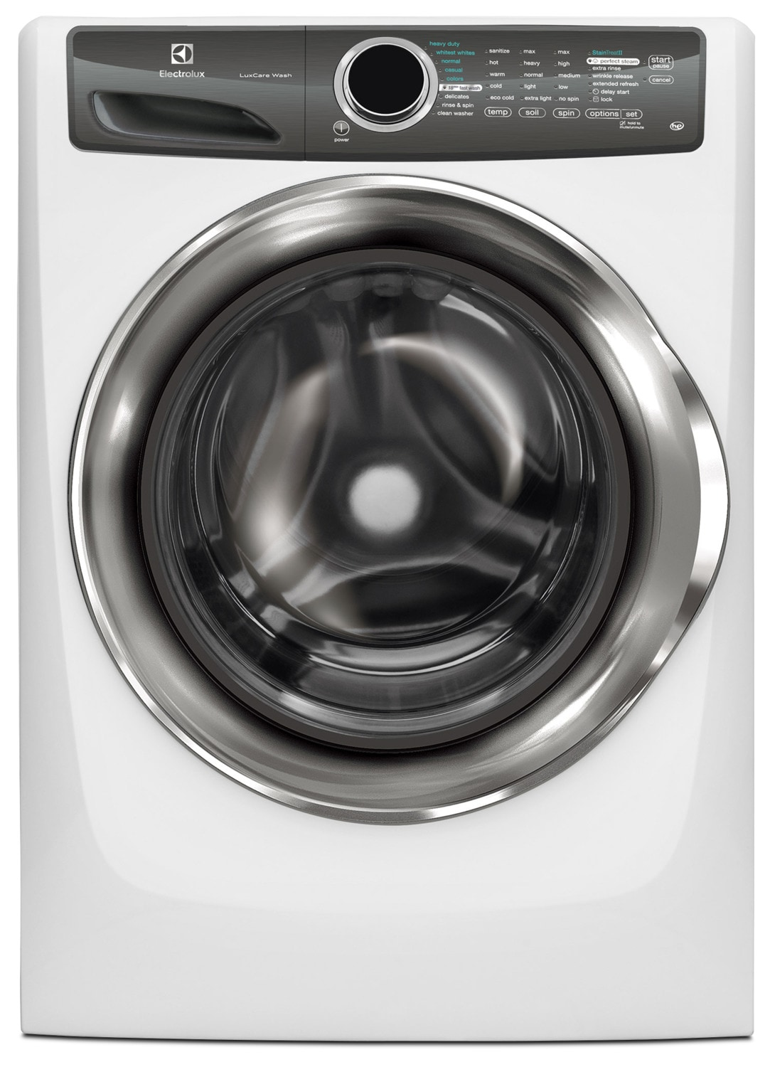 Electrolux White Front-Load Washer (5.0 Cu. Ft) - EFLS517SIW