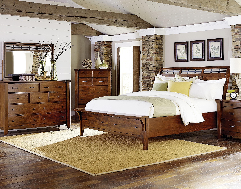 Mckennon 4-Piece King Bedroom