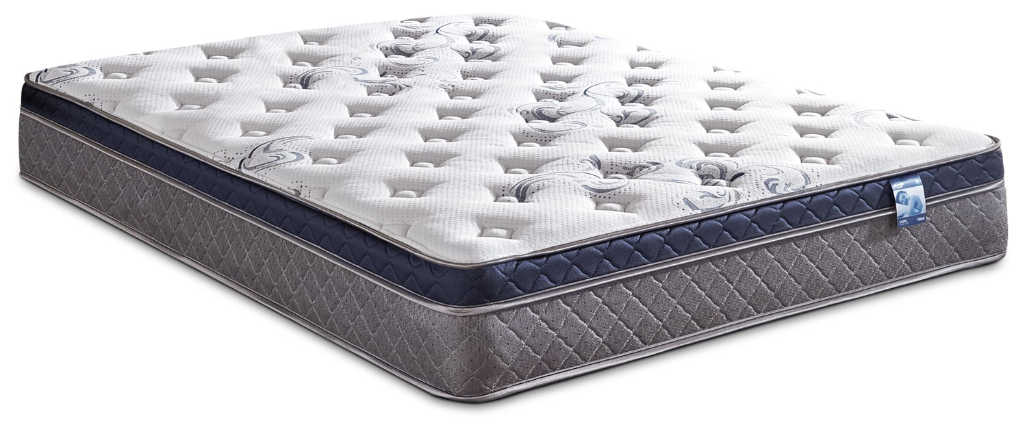 Springwall Sabre Euro-Top Firm Queen Mattress
